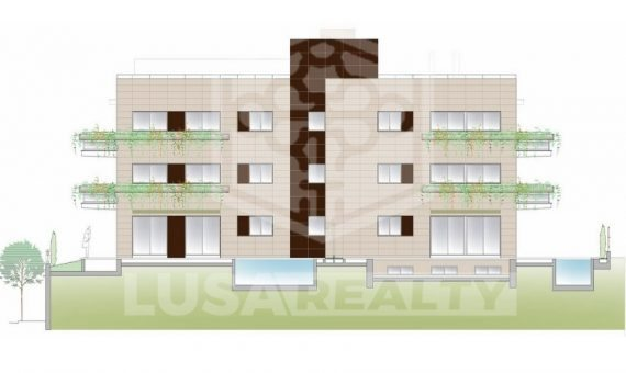 New flats in Sarria | 2