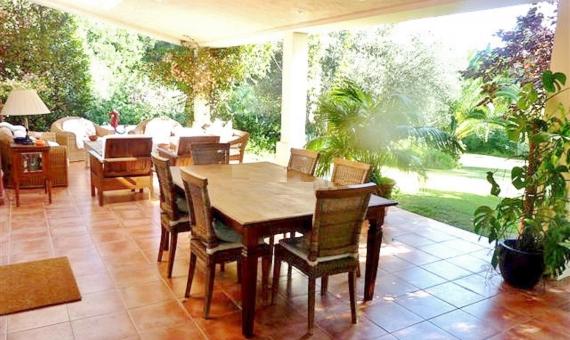 Вилла с садом и бассейном в Сан-Андрес-де-Льеванерас | 4