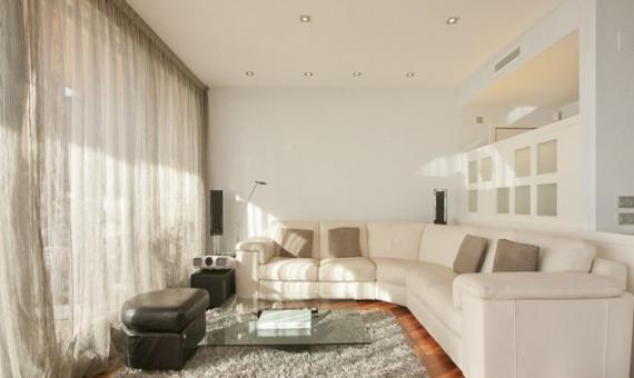 Luxury penthouse on the beach in Gava Mar -