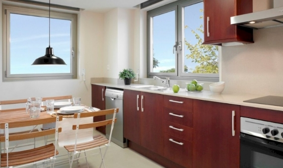 New flats in Les Corts | 2
