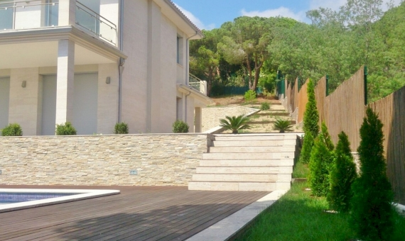 Villa with 5 bedrooms in Cabrils | 2