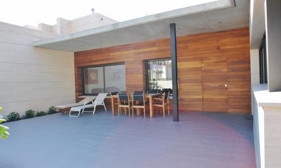 Дом 405 м2 с гаражом в Кастельдефельсе | 2