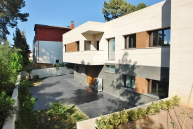 Newly built house in Castelldefels