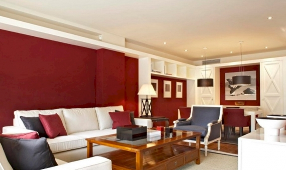 Квартира в элитной новостройке в Саррия  Сан Джерваси | 4