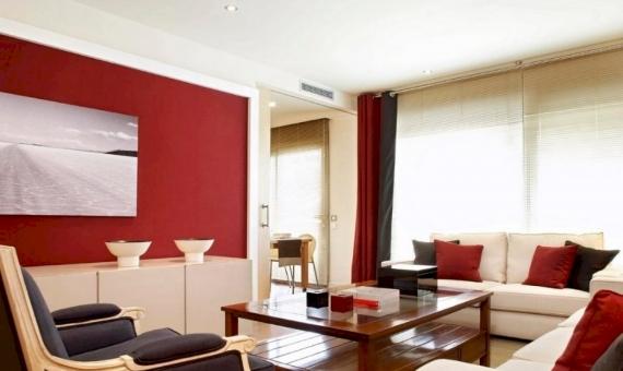 Квартира в элитной новостройке в Саррия  Сан Джерваси | 3