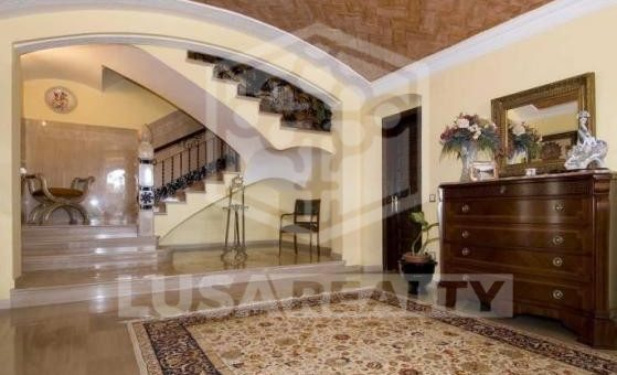 Villa with land area 1450 m2 in the heart of Teia | 2