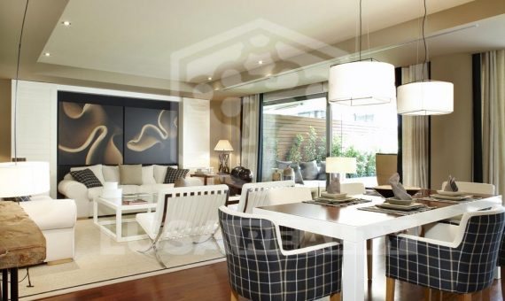 Four bedroom apartament in Pedralbes | 4