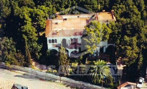 Дом 1000 м2 в стиле модерн с видом на море в Кастельдефельсе | 1