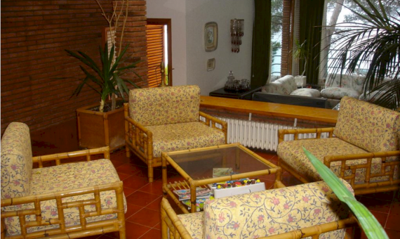 Villa 540 m2 in the first sea line | 4
