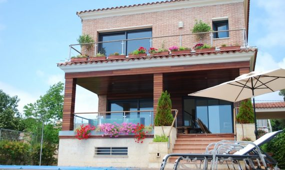 Villa 330 m2 with sea views in Tarragona | 1