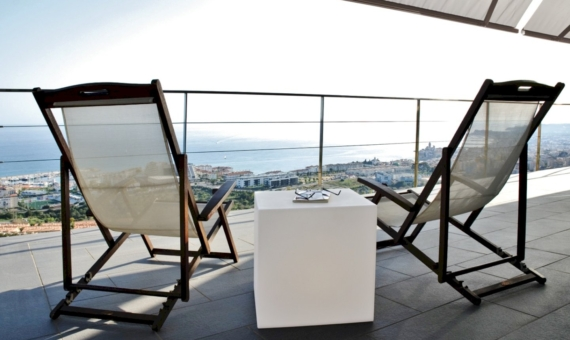Casa de diseño con vistas inolvidables a la venta en Sitges | 3