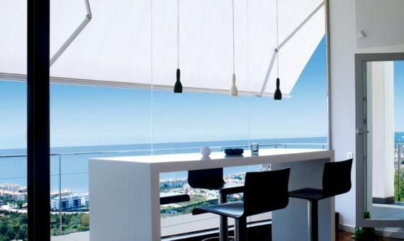 Casa de diseño con vistas inolvidables a la venta en Sitges | 4