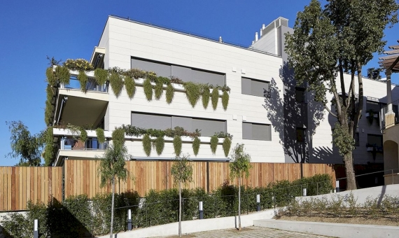 Новая квартира в аренду в районе Сан Джерваси, Барселона | 1