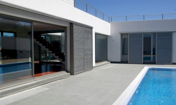 New development of modern houses in Arenys de Mar | 1