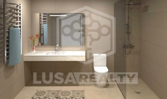 Newly built apartment in the center of Barcelona close to Paseo de Gracia | 1