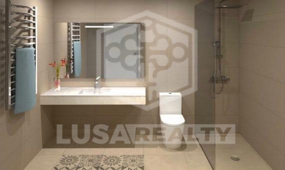 Новая квартира в центре Барселоны недалеко от Пасео де Грасия | 1