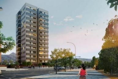 Новые квартиры в пригороде Барселоны