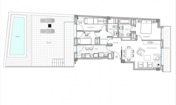Новая квартира с бассейном в Сан Джерваси | 7-8lusa-realty-san-gervasi-570x340-jpg