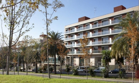 - New flat with pool and terrace in San Gervasi