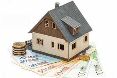 The increase of prices of new properties in Spain