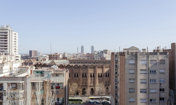 New flat in the completely renovated building with Sagrada Familia views | 1