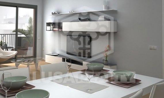 Vente de nouvels appartements dans le quartier de la Plaza España à Barcelone | 1