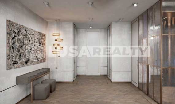 Apartment of 598 m2 in 2 floors on sale in Avenida Pedralbes, Zona Alta | 1