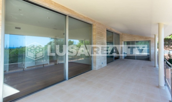 Luxury villa with sea views on sale in Cabrera de Mar | 2