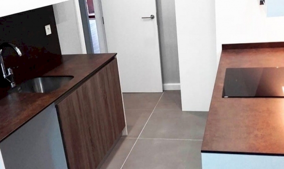 Refurnished flat with 25 m2 terrace on sale in Diagonal Mar | 3