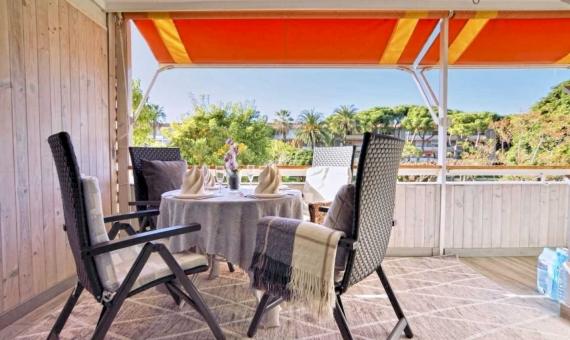 Квартира 97 м2 с видом на море в Гава Мар | 2