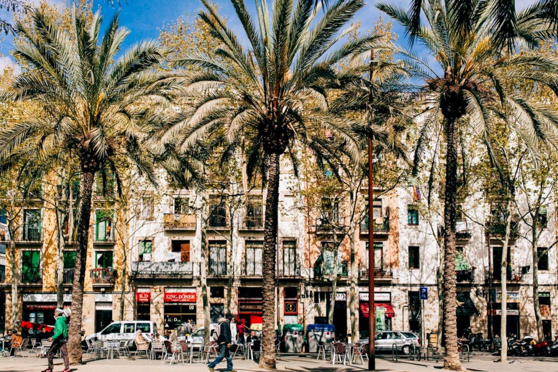 Продажа здания в историческом центре Барселоны в районе Эль-Раваль