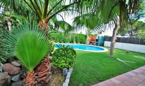 Вилла 200 м2 с частным бассейном в Калафель | 3