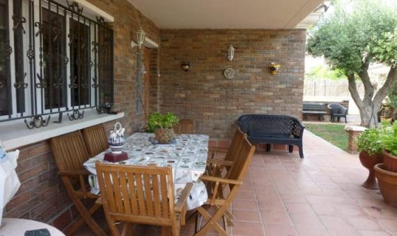 Вилла с частным бассейном и садом в Сегур-де-Калафель | 3