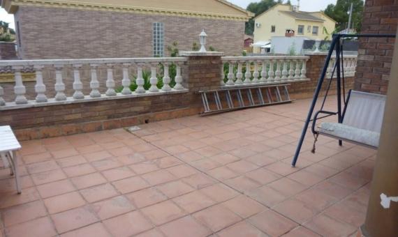 Вилла с частным бассейном и садом в Сегур-де-Калафель | 2