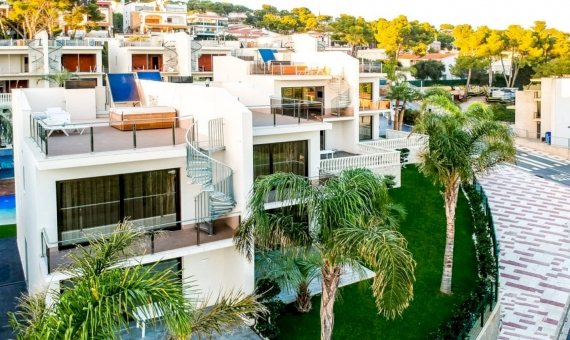 Elite hotel complex with private villas for sale | drone-9-of-14-570x340-jpg