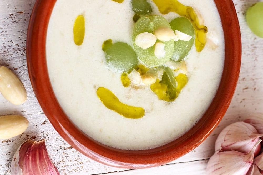 Испанский суп ахобланко