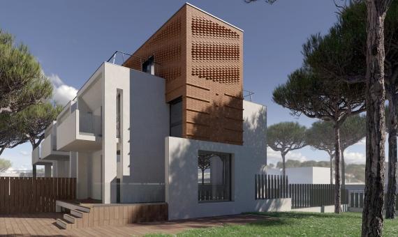 Nuevas casas adosadas cerca del mar en Gava Mar | 1