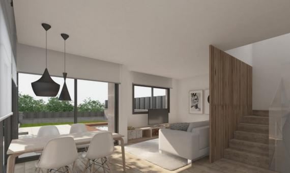Nueva construccion de casas adosadas cerca del mar en Castelldefels | 3