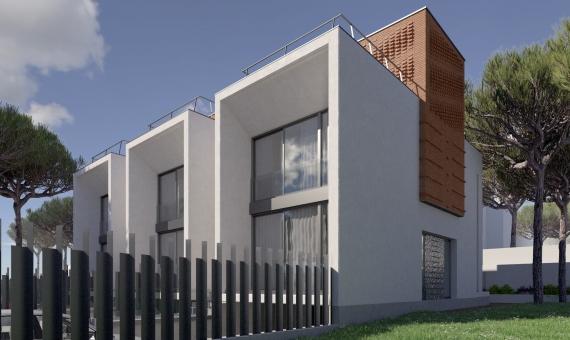 Nuevas casas adosadas cerca del mar en Gava Mar | 4