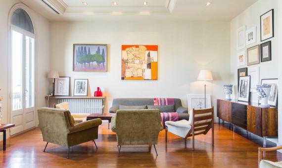 Lujoso apartamento frente a Casa Mila en Passeig de Gracia | 4