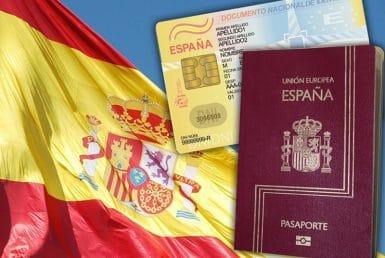 Резиденции в Испании. Золотая виза