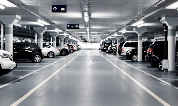 Parking for 60 places on Paseo San Juan in Eixample | shutterstock_137830295-570x340-jpg