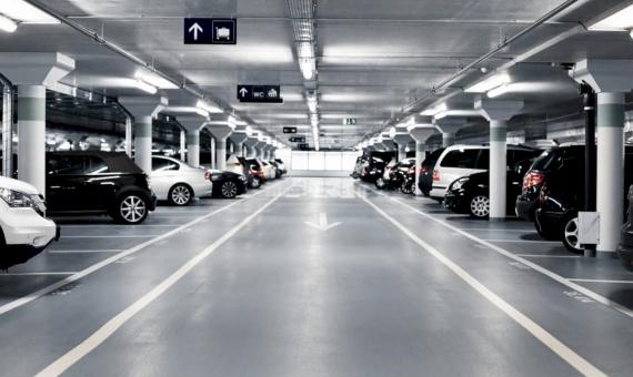 Parking para 60 plazas en el Paseo San Juan en el Eixample | shutterstock_137830295-570x340-jpg