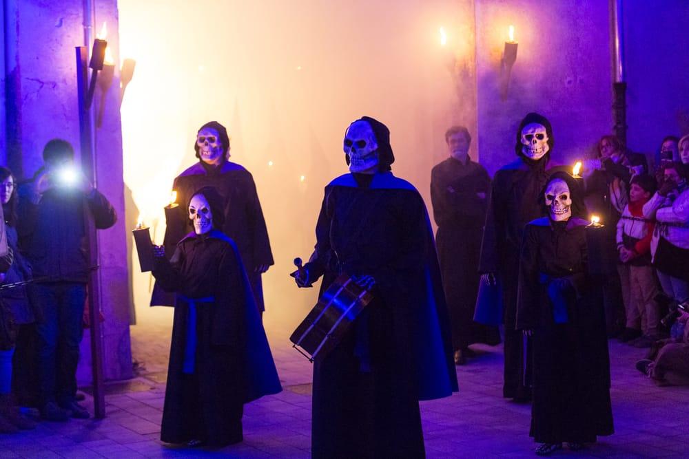 Танец Смерти в городе Вержес