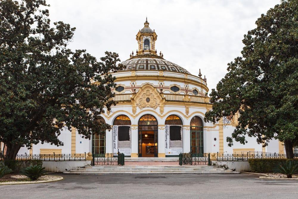 Театр Лопе де Вега в Севилье