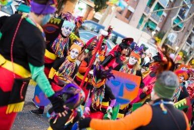 Испанские карнавалы