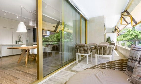 Elegant apartment with terrace in Pedralbes | 4
