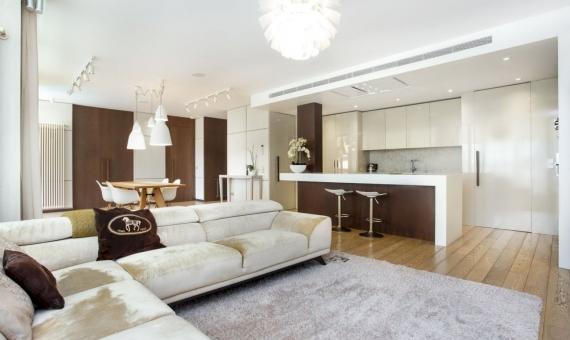 Elegant apartment with terrace in Pedralbes