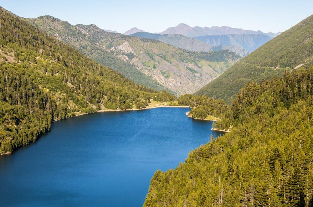 Озеро Сант Маурисио