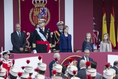 Королевская семья в Испании: интересные факты